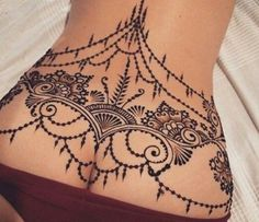 Imagenes De Tatuajes Para Hombres Tatuajes En La Espalda Baja
