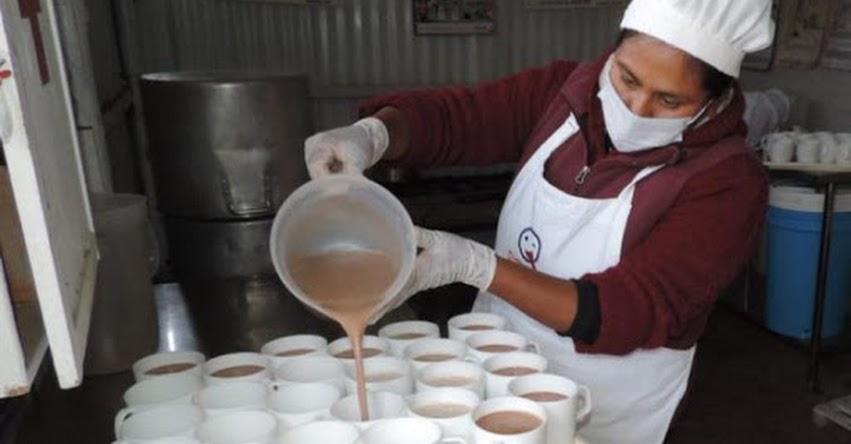 QALI WARMA: Programa social conformó el total de Comités de Alimentación Escolar en 4757 instituciones educativas de Puno - www.qaliwarma.gob.pe