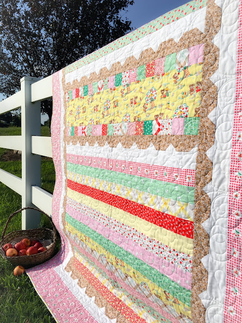 Carried Away Quilting August 2016