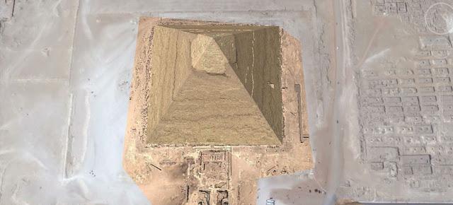 Pyramdis of Giza