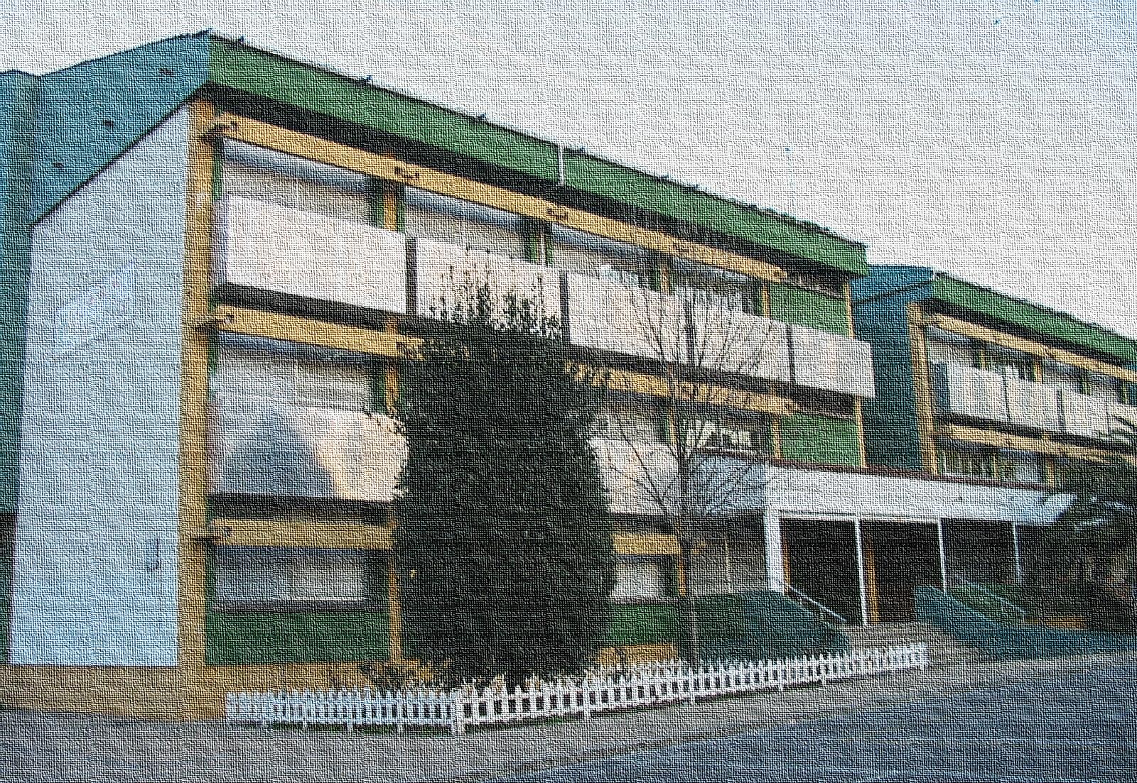 Fotografía del instituto Rosario de Acuña