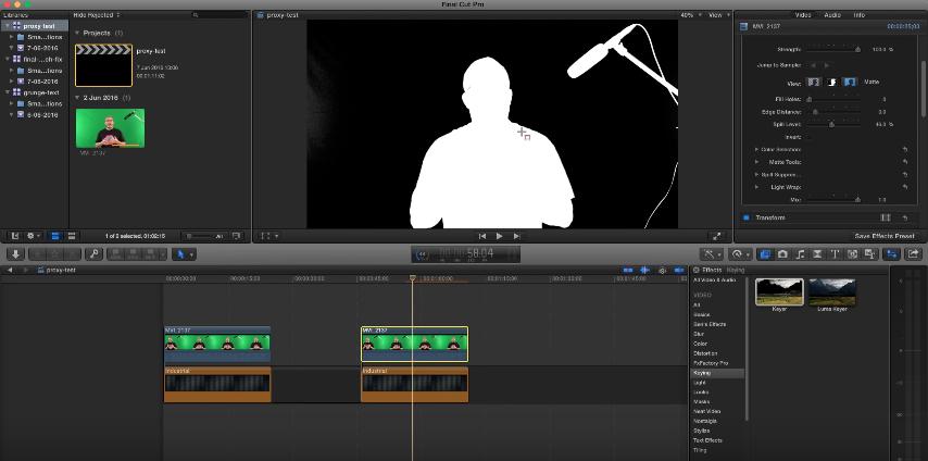 Drawing Lines In Final Cut Pro : Videoclub vilvoorde final cut pro green screen draw