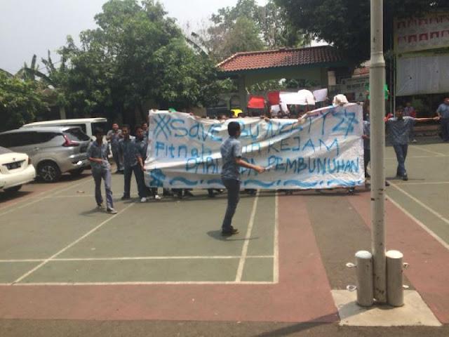 Nasib Guru SMAN 87 Bila Terbukti Hasut Siswa Benci Jokowi