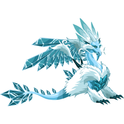 Drago di ghiaccio