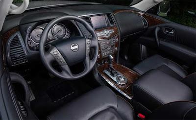 2017 Nissan Armada Platinum Review
