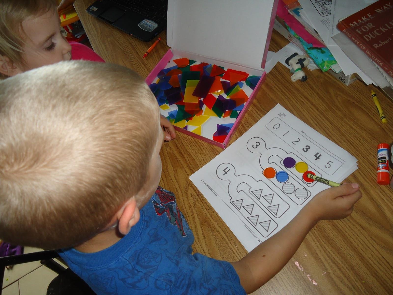 The Happy Homeschool Mom Schoolhouse Review Crew Touchmath