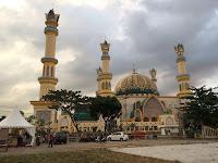Islamic Centre NTB Lokasi Utama MTQ Nasional Ke-26