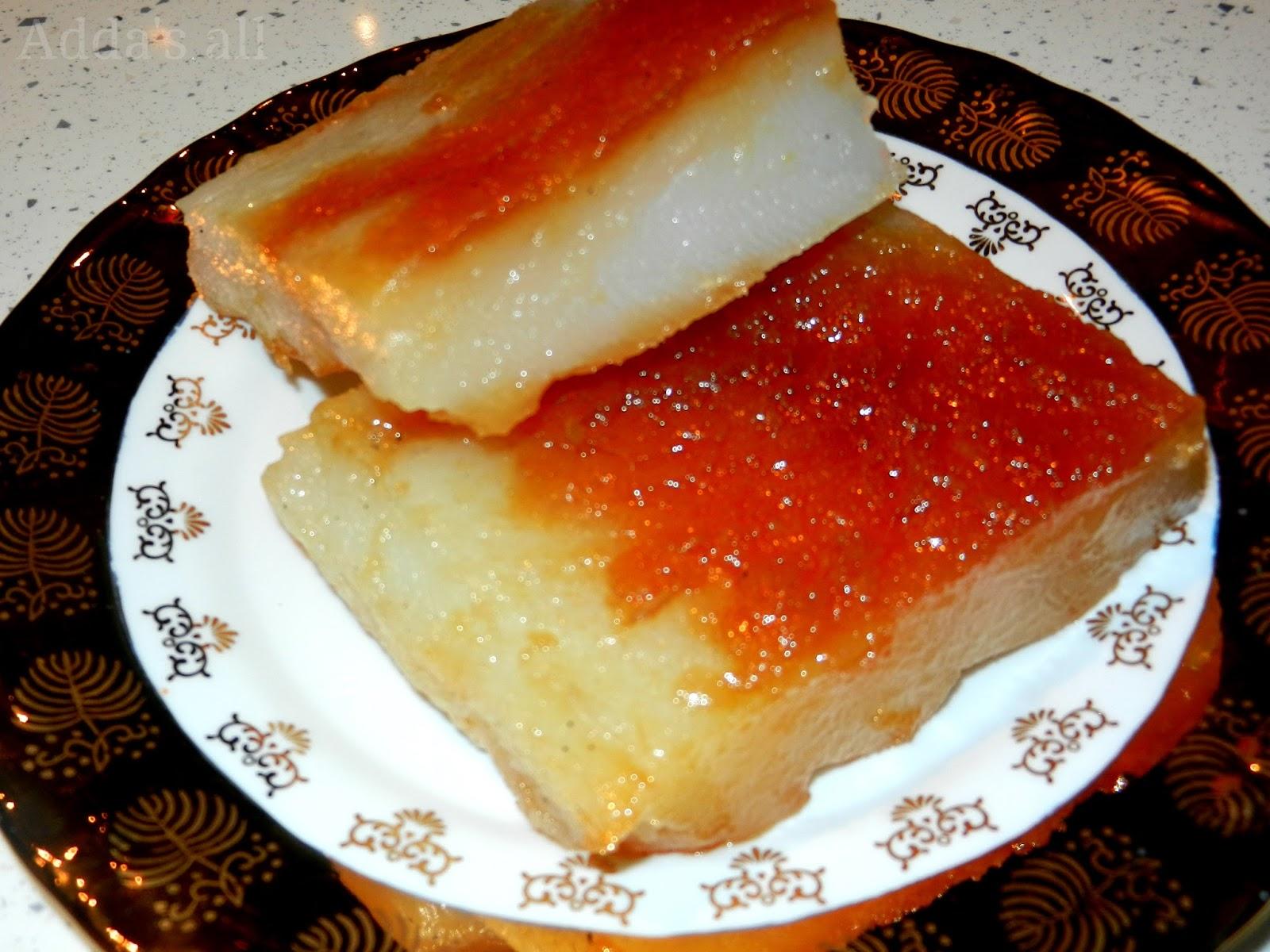 Favorito Adda's All : Hasude dolce albanese al amido AJ53