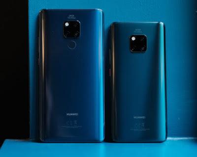 Huawei Mate 20 і Mate 20X