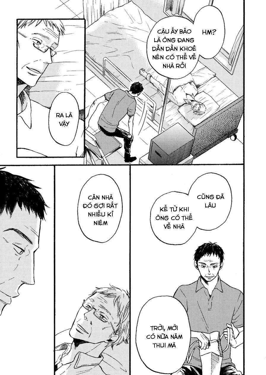 Nhìn lần cuối những kí ức ngày xưa - Tác giả UMEMATSU Machie - Trang 4