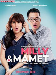 Milly & Mamet (2018) directed by Ernest Prakasa • Reviews