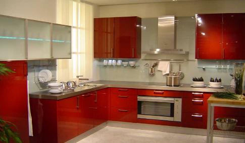 Dapur Bersih Ala Chef Marinka