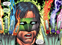 The Green Lantern Corps still believes Kyle Rayner is dead in Green Lantern 25