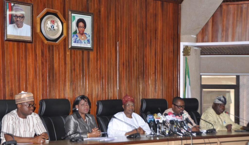 Chibok girls: FG releases proof of their effort to return abducted girls