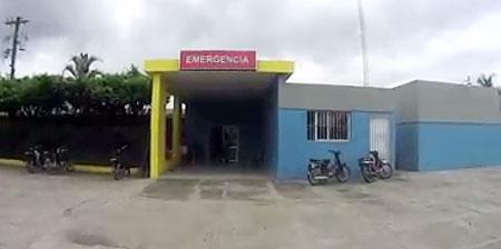 Agentes apresan hombre que robó en Hospital de Villa Riva