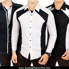 Kumpulan Model Kemeja Pria Dengan Kombinasi Terbaru Masa Kini