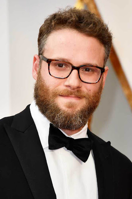 Seth Rogen at 89th Annual Academy Awards