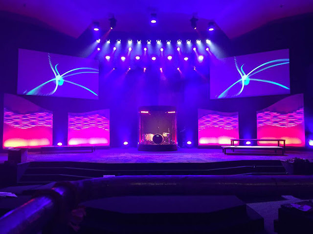 Bellvue Christian Center photo of stage #2
