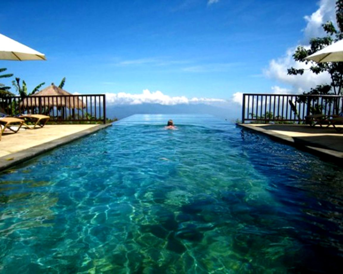 Infinity Swimming Pools | Wallpapers Book