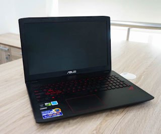 ASUS ROG GL552JX-CN182H Intel i7 15.6 Notebook Drivers Download For Windows 10 and 8.1 (64bit)