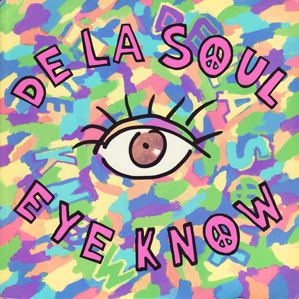 Classic Music Television music video by De La Soul for their classic 1989 release titled Eye Know
