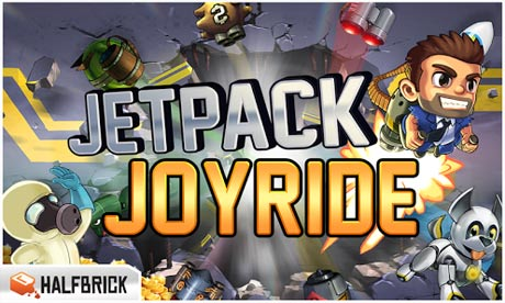 Game Arcade Offline Jetpack Joyride Mod Apk