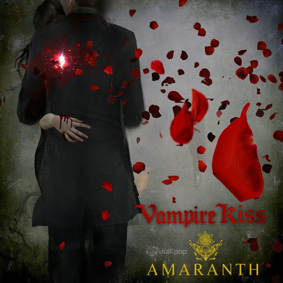 [Single] Amaranth – Vampire Kiss