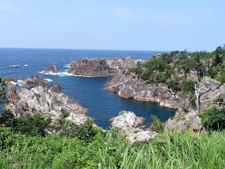佐渡・尖閣湾