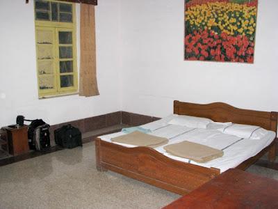 Retiring Room at Indore