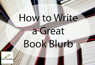 How to Write a Great Book Blurb