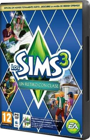 Los Sims 3 Un Retiro Con Clase PC Full Español 2012 Expansion