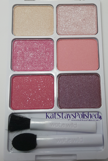Wet N Wild Silver Lake Eyeshadow Palettes - Thrift Store Chic | Kat Stays Polished