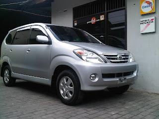 Toyota Avanza 2005-2010 (100-120 Jutaan)