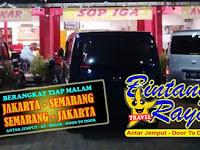 Jadwal Travel Bintang Raya Semarang - Jakarta PP