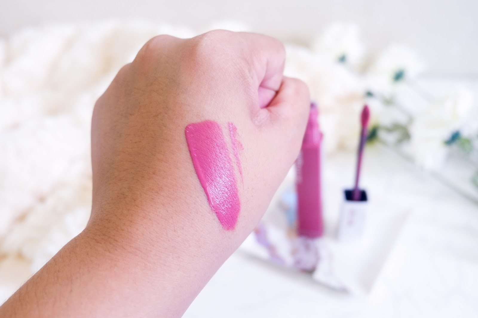 MOST LONG-WEARING LIQUID LIPSTICK: MAYBELLINE SUPERSTAY MATTE INK LIQUID LIPSTICK (LOVER) REVIEW