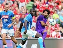تردد جميع القنوات الفضائية الناقلة لمباراة ليفربول ضد نابولي اليوم الاربعاء 3 -10-2018 دوري أبطال أوروبا
