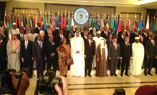BREAKING News: How Morocco, Somalia, Saudi Arabia, 6 Other Nations Pull Out Of Arab- Africa Summit, Nigeria Remains