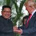 Trump diz no Twitter que Coreia do Norte não é mais uma ameaça nuclear