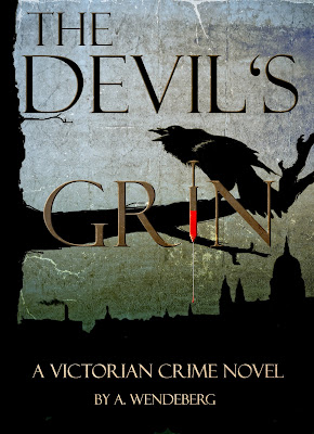 the devil's grin cover