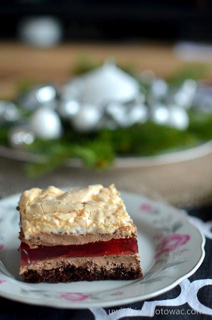 Ciasto Czekoladowa pokusa