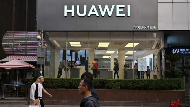 Google y grandes tecnológicas de EEUU boicotean a Huawei