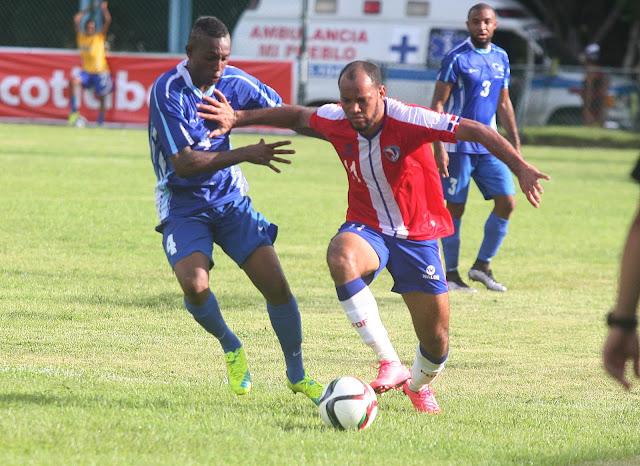 Martinica supera 2-1 a RD