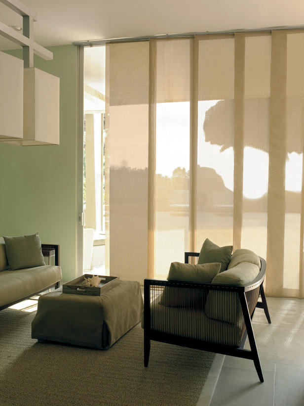Modern Furniture Modern Windows Treatment Ideas 2011