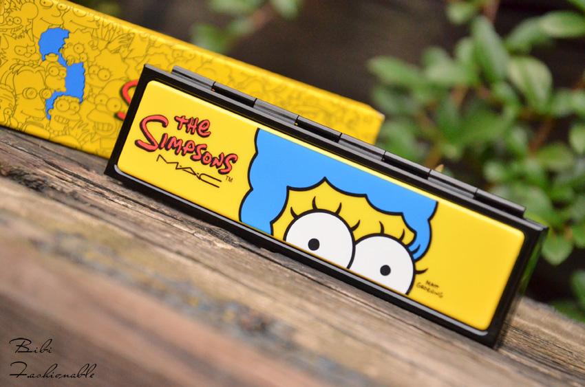 Simpsons Quad ausgepackt nah