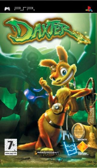 DAXTER [PSP+PPSSPP] APK ISO GAME FREE DOWNLOAD FOR (MOBILES & TABLETS)