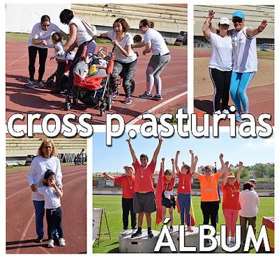 Cross Príncipe Asturias Aranjuez
