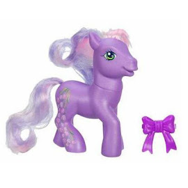 MLP Wysteria Favorite Friends Wave 5 Bonus G3 Pony