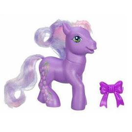 My Little Pony Wysteria Favorite Friends Wave 5 Bonus G3 Pony