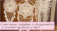 http://aramelaartesanias.blogspot.com.ar/2017/02/mandalas-atrapasuenos-de-crochet.html