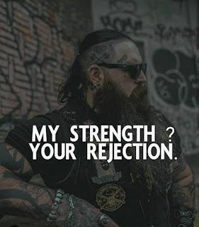 Alpha Man attitude quotes 2019